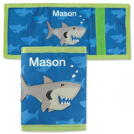 Personalized Shark Wallet by Stephen Joseph®