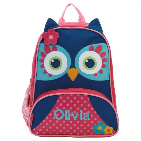 Personalized Owl Backpack by Stephen Joseph®