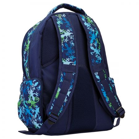 Personalized Gecko Backpack