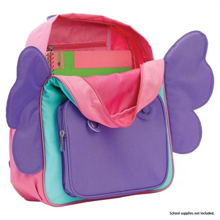 Butterfly Personalized Preschool Backpack