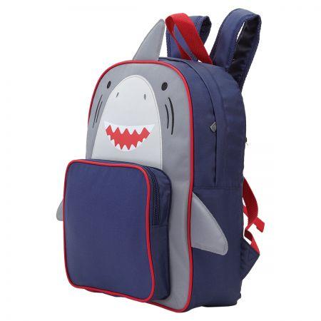 Shark Personalized Preschool Backpack