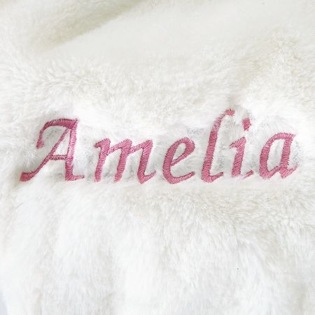 Luna Unicorn Personalized Baby Comfy Cozy by Gund®