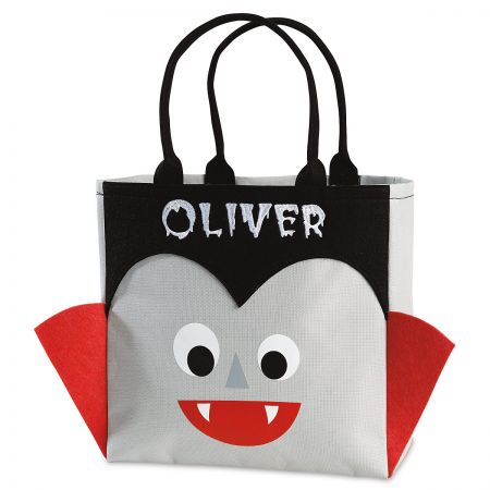 Personalized Vlad the Count Halloween Tote