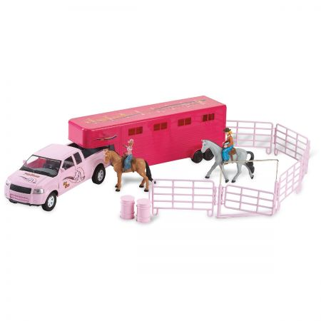 Personalized Valley Ranch Playset
