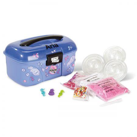 Personalized Bath Bomb Kit
