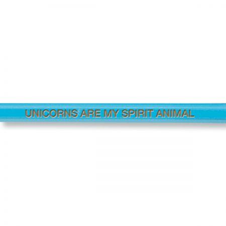 #2 Hardwood Pencils - Unicorn Sayings