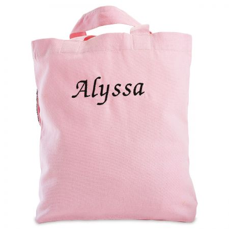 Personalized Easter Bunny Totes