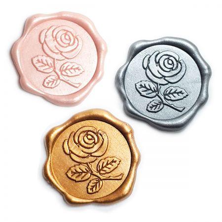 Rose Wax Seal