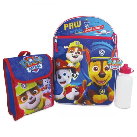 Personalized Paw Patrol 5 In 1 Backpack