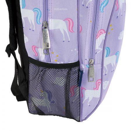 Purple Unicorn Personalized Backpack