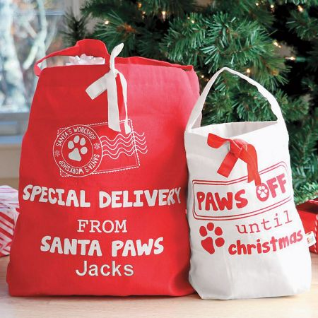 Personalized Pet Gift Bags