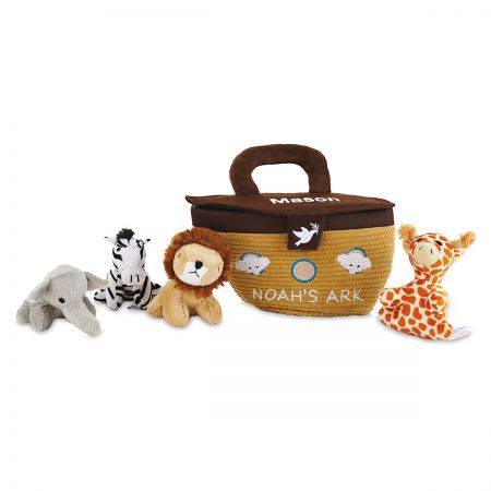 Personalized Noah's Ark Playset