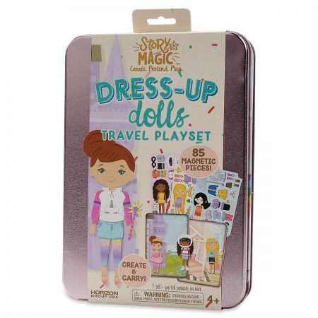 Personalized Dress Up Dolls