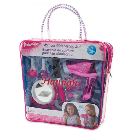 Personalized Glamour Girl Styling Set