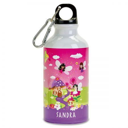 Personalized Fairy Water Bottle