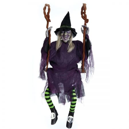 Dead Witch on a Swing