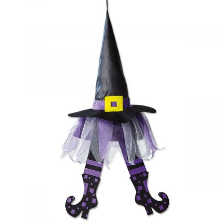 Floating Witch Hat with Legs