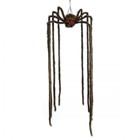 Hanging Light-Up Spider