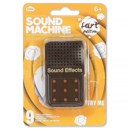 Fart Edition Sound Machine