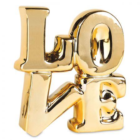 Gold Love Deco