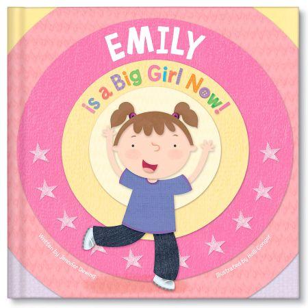 A Big Girl Now Children's Book