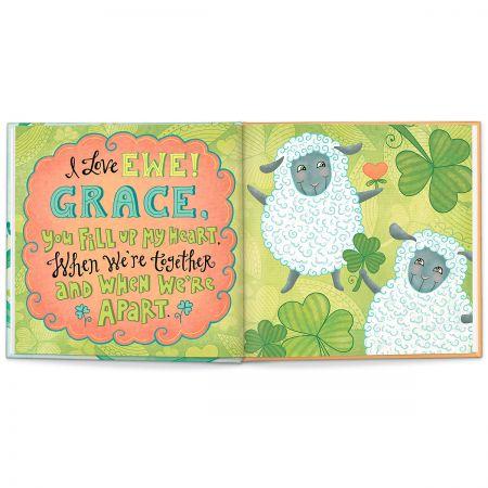 My Little Love Bug Children's Book