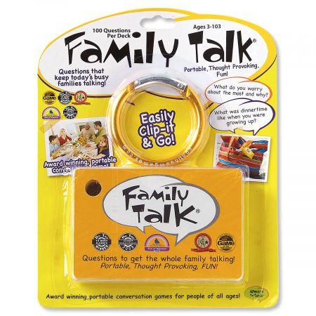 Award Winning Family Talk Game