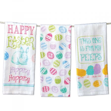 Easter Kitchen Towel Set