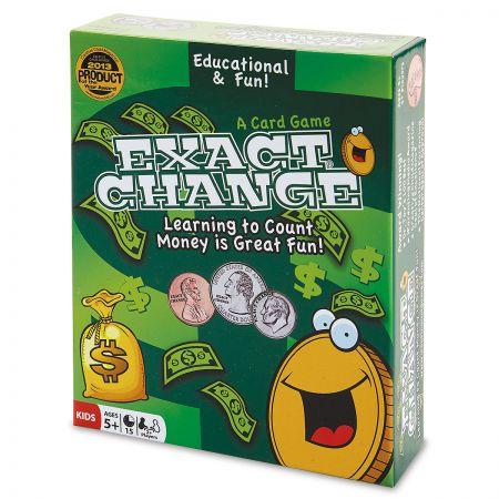Exact Change Game