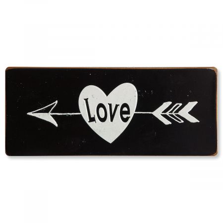 Love Arrow Sign