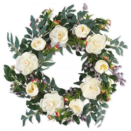 Blossom & Berry Wreath