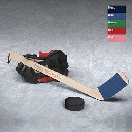 Mini Personalized Hockey Stick