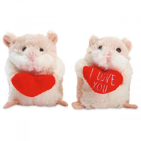 Li'l Hamster with Heart