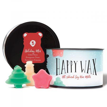 Herringbone Warmer & Soy Wax Melts