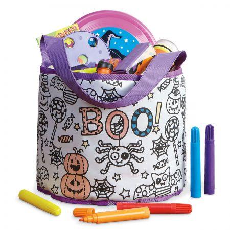 Design My Way Halloween Basket
