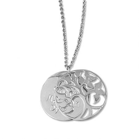 Family Tree Personalized Necklace