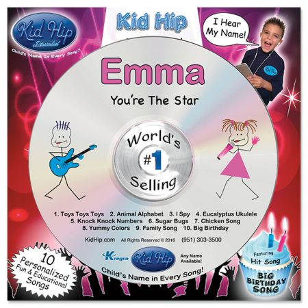You're The Star CD