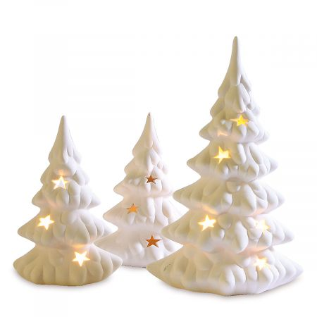 Porcelain LED Trees