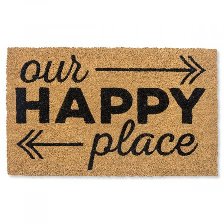 Our Happy Place Coco Doormat