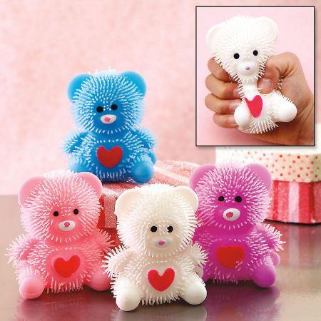 Bear Puffers