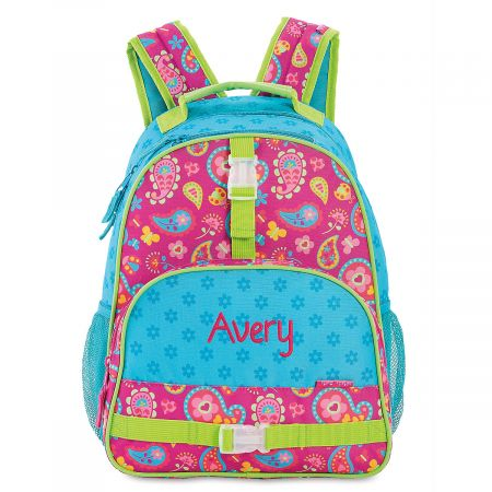 Paisley Personalized Backpack by Stephen Joseph®