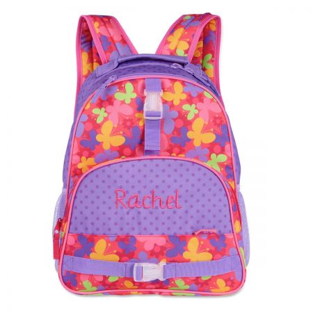 Butterfly Personalized Backpack by Stephen Joseph®