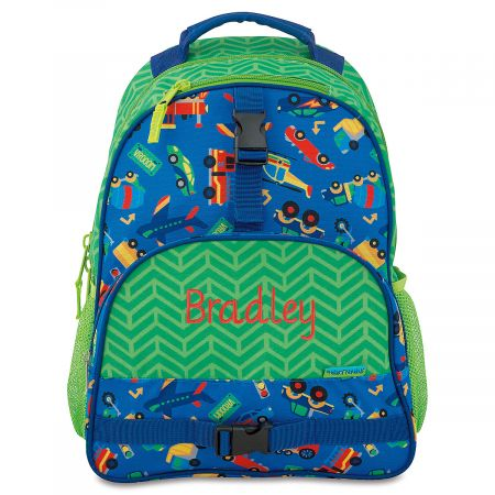 Personalized Transportation Backpack by Stephen Joseph®