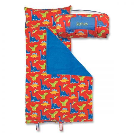 All-Over Custom Dino Print Nap Mat  by Stephen Joseph®