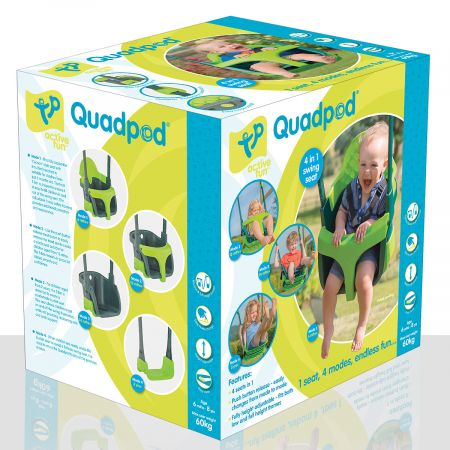 Quadpod Swing