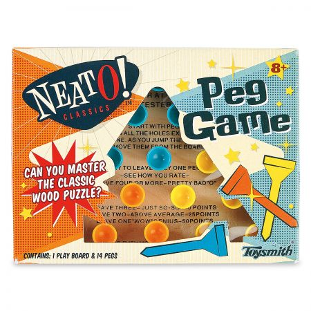 Neato! Peg Game