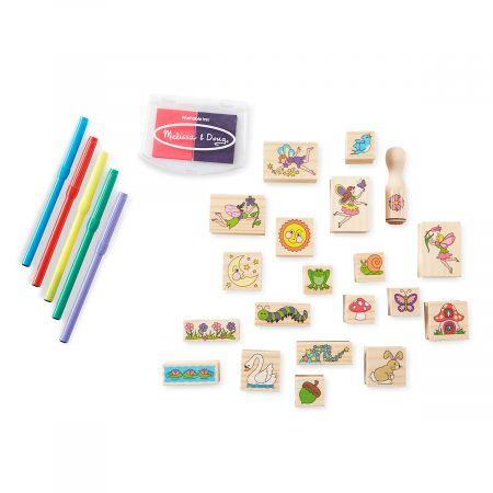 Fairy Garden Stamp-A-Scene by Melissa & Doug®