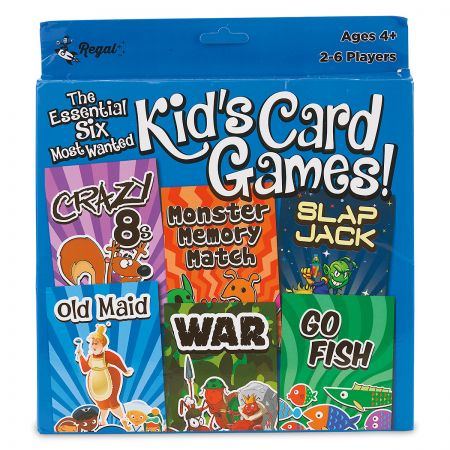 Classic Kid's Card Games