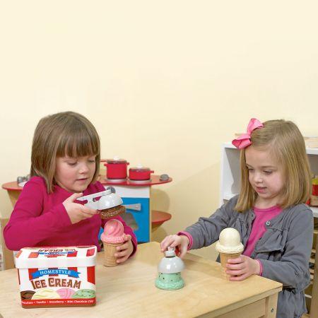 Ice Cream Cone Playset by Melissa & Doug®