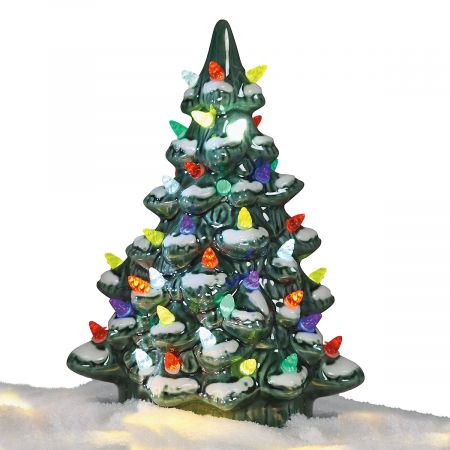Light-Up Nostalgic Tree